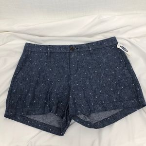 """🆕 Old Navy Size 4 Everyday Shorts 3"""" inseam A0889"""